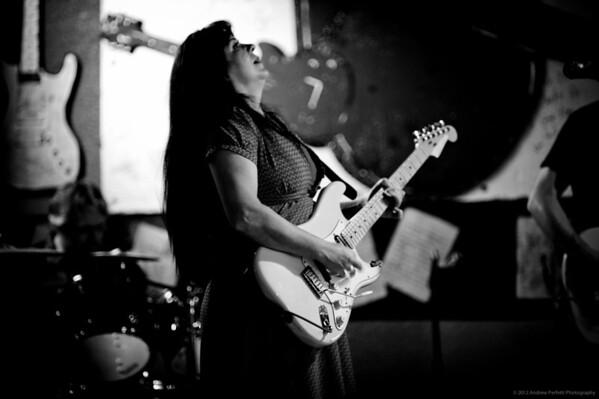 Becky Barksdale Bluesfest 2012