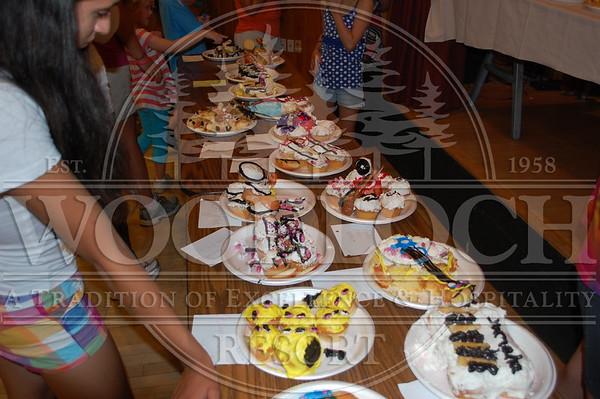 August 1 - Cupcake Wars