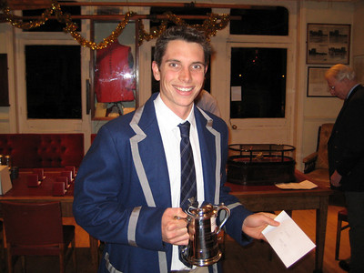 Scullers Head Prize Giving 2007