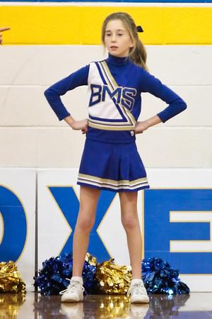 Burns Middle School  -  November 29th