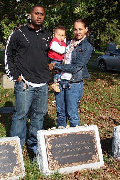 Gabrielle, Jonathan & Jonathan Jr.
