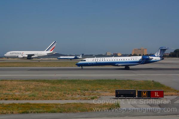San Francisco Int'l Airport