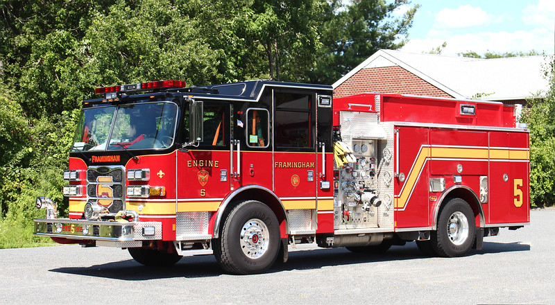 Engine 5   2016 Pierce Arrow XT   1500 / 750 / 30F