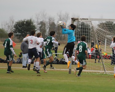 Boys' Soccer (St Louis Tournament)