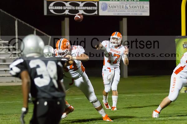 Boone Varsity Football #17 - 2013
