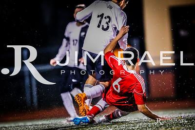 Varsity Soccer 2016 vs Santa Rosa