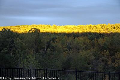 Western Mass Foliage Oct 2012