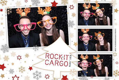 Rock and Roll Cargo Holiday Party