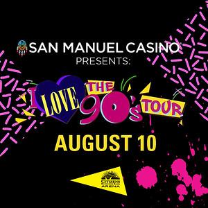 81018 - San Manuel 90s