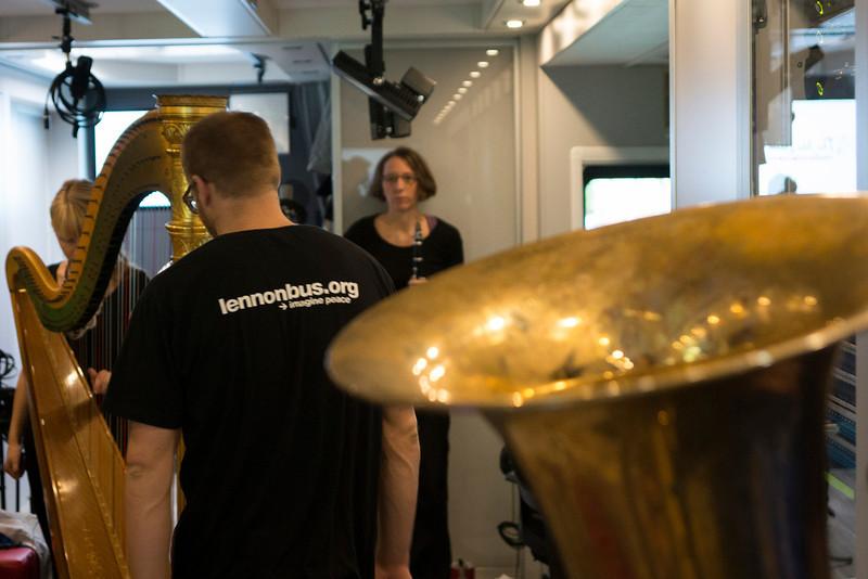 2013_08_20, Austria, Band session, eu.lb.org, Hans Tanner, harp, JLETB, litepanels, Salzburg, tuba
