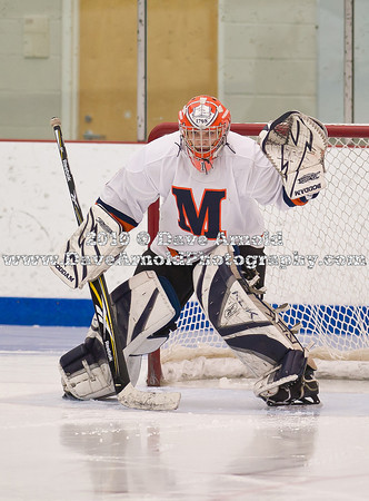 1/6/2011 - Boys Varsity Hockey - Milton vs Belmont Hill
