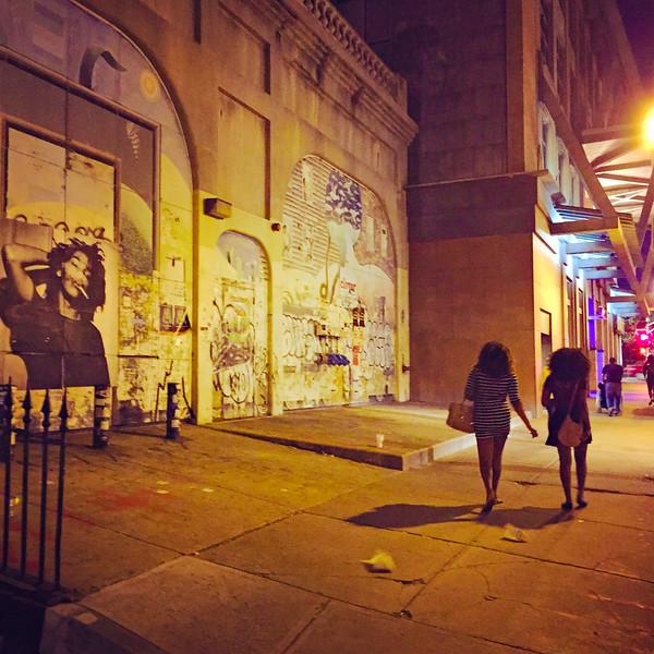 Downtown. Boston