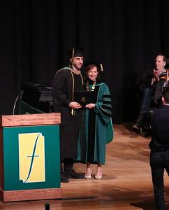 George's Masters Graduation
