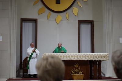 2016 Jan 31 Visiting Seminarian