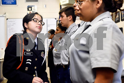 11/1/17 John Tyler High School JROTC by Chelsea Purgahn