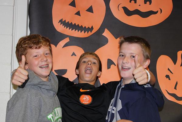 Middle School Dance Halloween