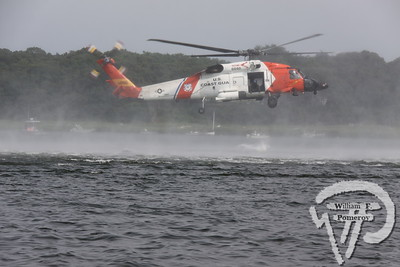 TOWN COVE UNITED STATES COAST GUARD's — rescue dramatization ♦ Orleans, MA 7 . 23 - 2011