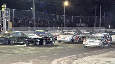 Linda's Speedway September 28, 2013