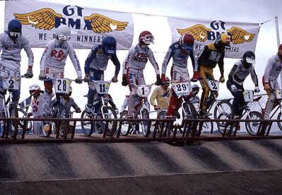 1983 Super nationals - Lake Elsinore, CA