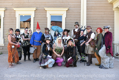 Wild Wild West Steampunk Con 9 (2020)