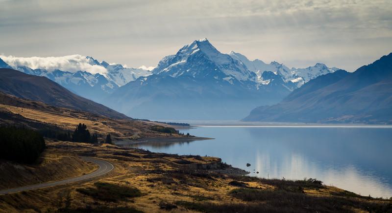 Aoraki / Mount Cook National Park Region
