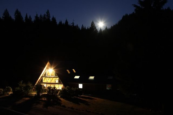 Summer Moonrise