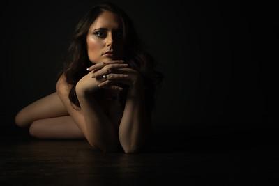 Peyton - Beauty of Boudoir - EBM December 2019