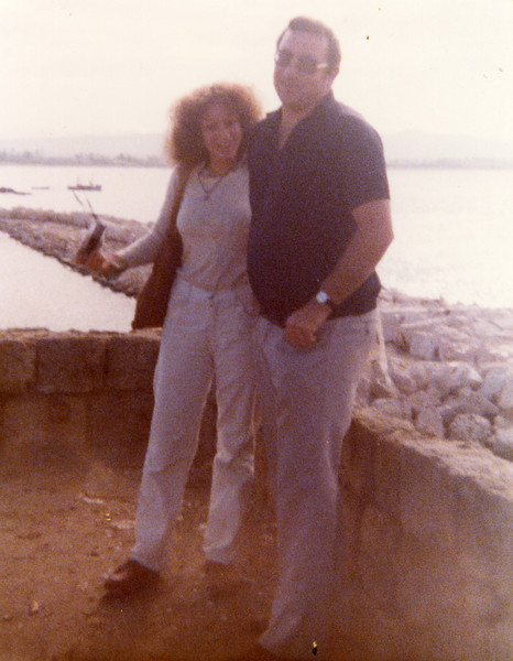 Debbie and Zeev