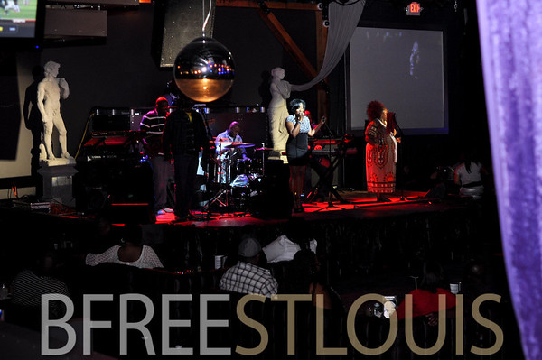 (09.22.2012) CAFE SOUL @ THE COLISEUM MUSIC LOUNGE