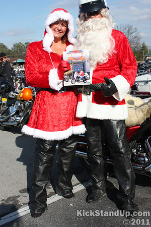 12.4.2011 Catoosa County Toy Run - HCK