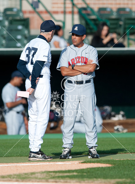 2012-03-14 Baseball NCAA Arizona @ Rice Game 1
