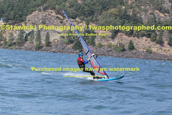 Saturday August 16, 2014 Zodiac at White Salmon Bridge to Eventsite Sandbar. 650 Images loaded.