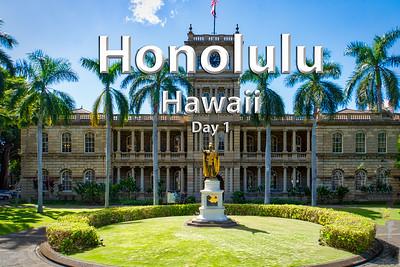 2017-01-26 - Honolulu