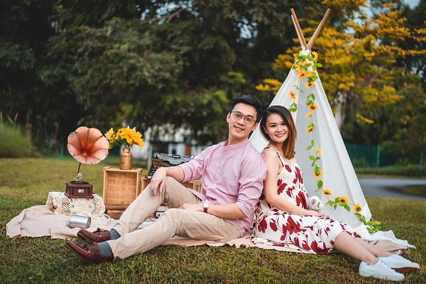Wei Liang & See Mun Couple Photos