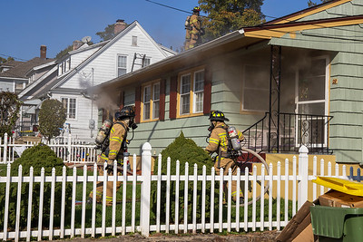 Oakland Ave. Fire (Waterbury, CT) 10/10/20
