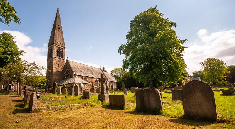 Bamford Church