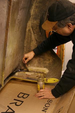 02-27-2010 Fiberglass Repair