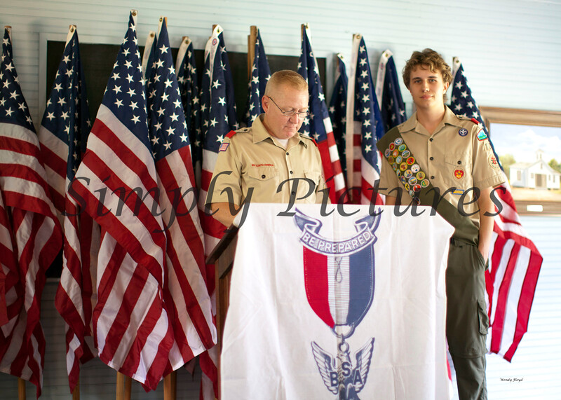 Eagle Scout Ceremony for Weston031