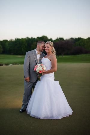 Railside Golf Course Wedding
