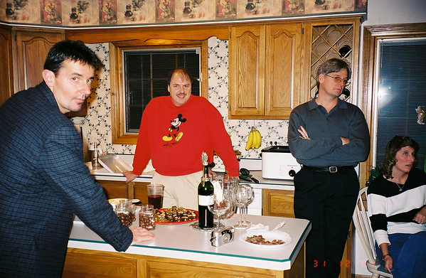New Years Eve 2002