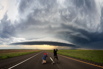 USA storm chasing 2016