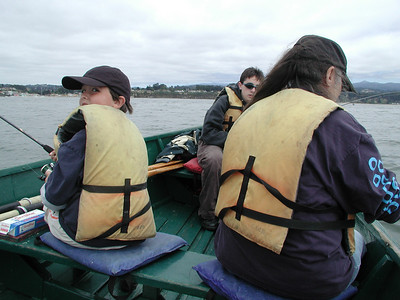 Fishing and Pt Lobos 2005