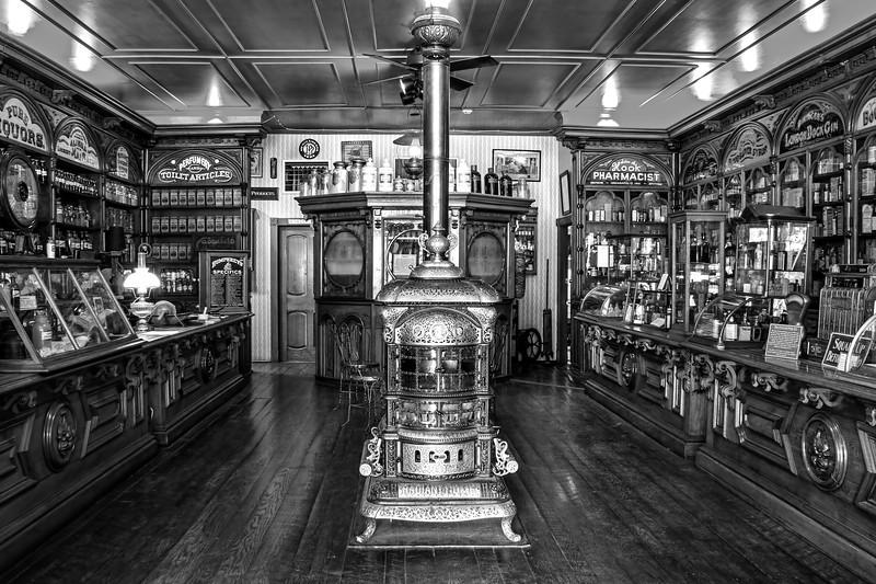 Hooks Drug Store Museum - Indianapolis, Indiana