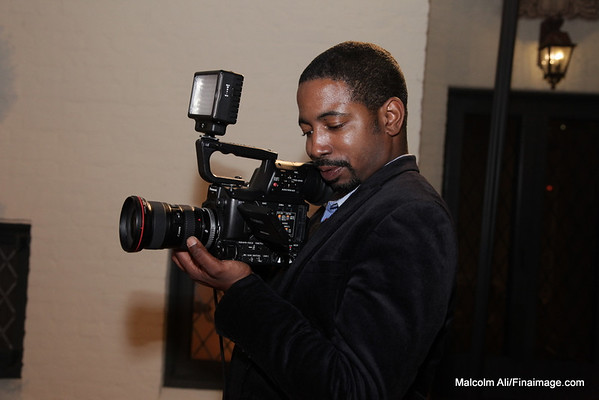 Thurgood Marshall College Fund  First Awards of Excellence Red Carpet Arrivals 11-17-2011