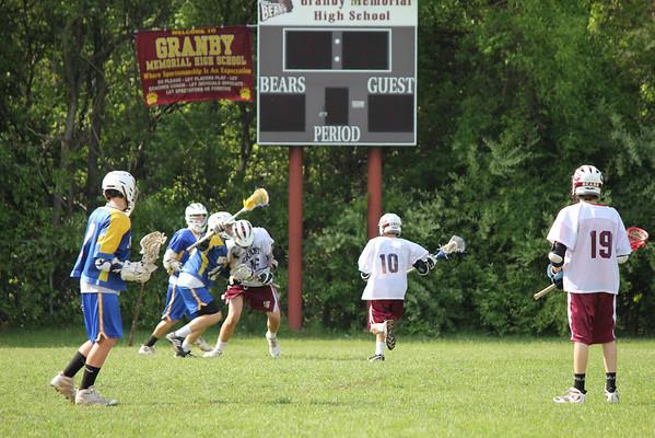 JV Lacrosse game 5-20-11