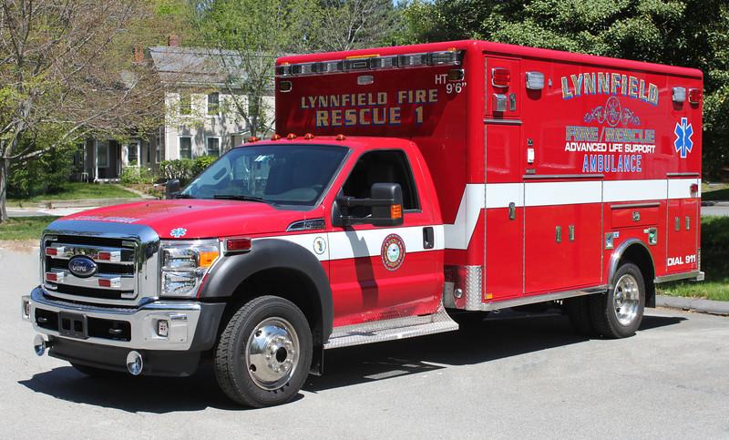 Rescue 1 2012 Ford/Horton