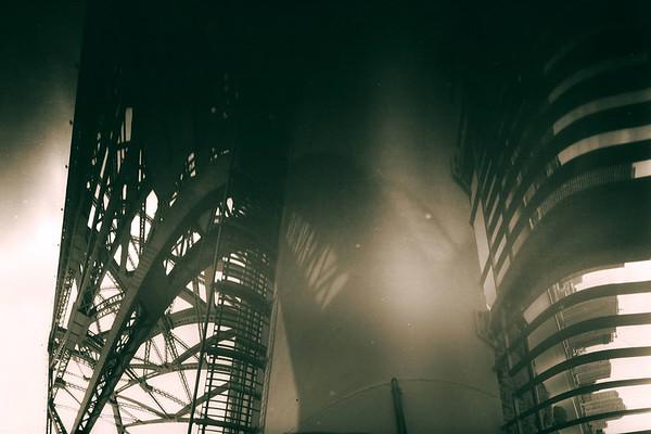 Pinhole camera photos