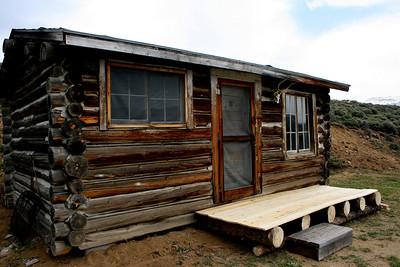 Moose River Ranch -- Pond Cabin