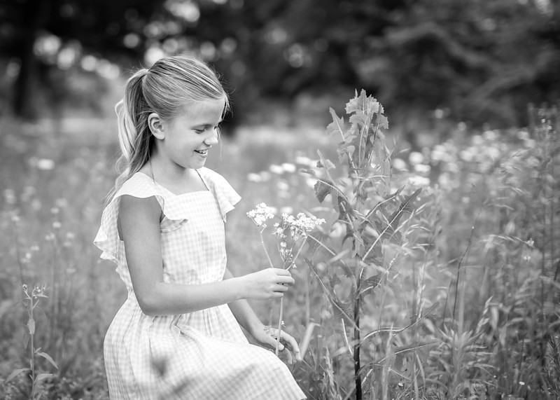 Nora with Tall Grasses bw (1 of 9).jpg