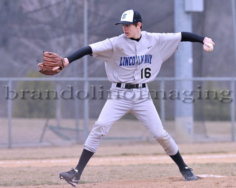 Lincoln-Way East Freshmen Baseball: 2013
